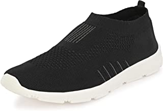 Bourge Men's Vega Slip-On Walking Shoes