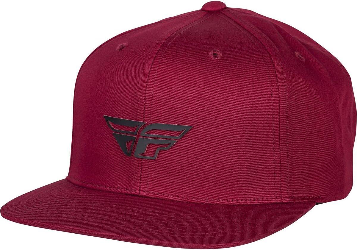 Fly Racing Weekender Hat (RED/Black)