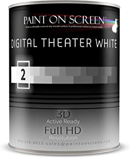 Best projection surface paint Reviews