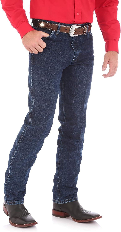 Wrangler Men's 13mwz Cowboy Original Cut Jean Fit Cheap Super intense SALE bargain