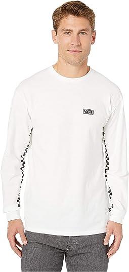 Off the Wall Distort Long Sleeve T-Shirt