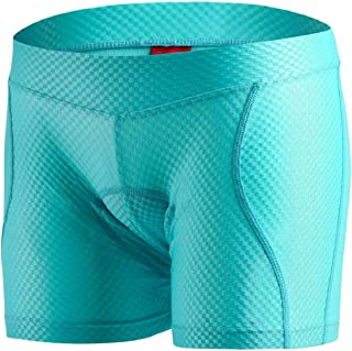 Santic Womens Cycling Shorts Underwear Padded MTB Bike Bicycle Underpants Breathable