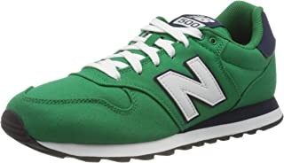 Zapatillas NB en color verde baratas en 2021