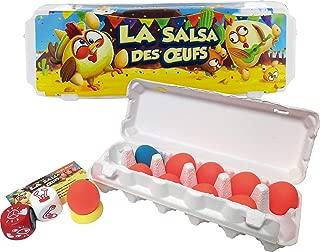 Asmodée-La Salsa de los Huevos, CGSALSA01, Juego de Ambiente