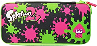 【Nintendo Switch対応】Splatoon2 ハードポーチ for Nintendo Switch インク×イカ