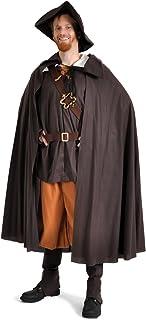 Limit Sport - Disfraz de aventurero medieval para adultos, talla L (MA674)