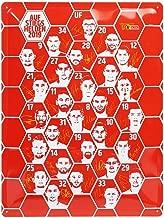 FC Union Berlin Blechschild Aufstieg in 30 cm x 40 cm 1