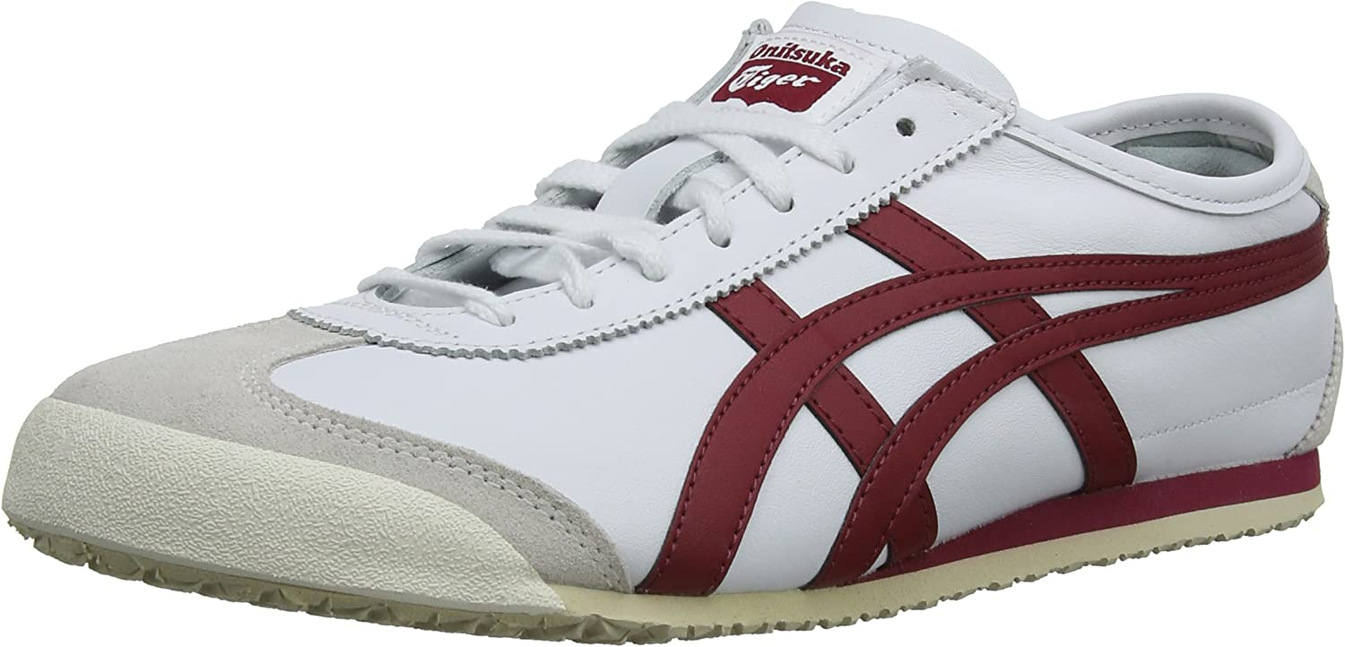 Onitsuka Tiger Adults' Mexico 66 Low-Top Sneakers