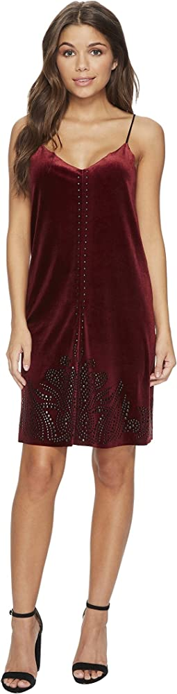 Blank NYC - Velvet Dress in Velvet Rope