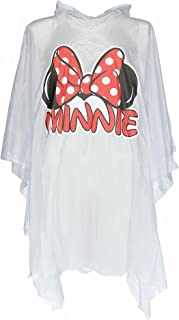 Disney Kid's Minnie Mouse Ears Rain Poncho