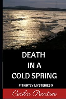 Death in a Cold Spring (Pitkirtly Mysteries)