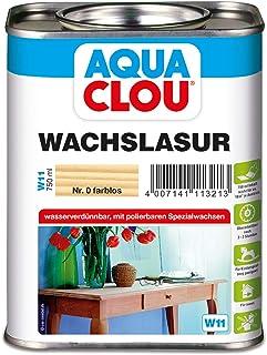 Clou Wachslasur W11 farblos 0,750 L