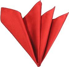 (グランクレエ)【日本製】16色から選んでね《折り方ガイド付き》京丹後産 ポケットチーフ シルク100% 光沢サテン 無地 メンズ 結婚式や新郎衣装に選ばれています [ MADE IN JAPAN ]