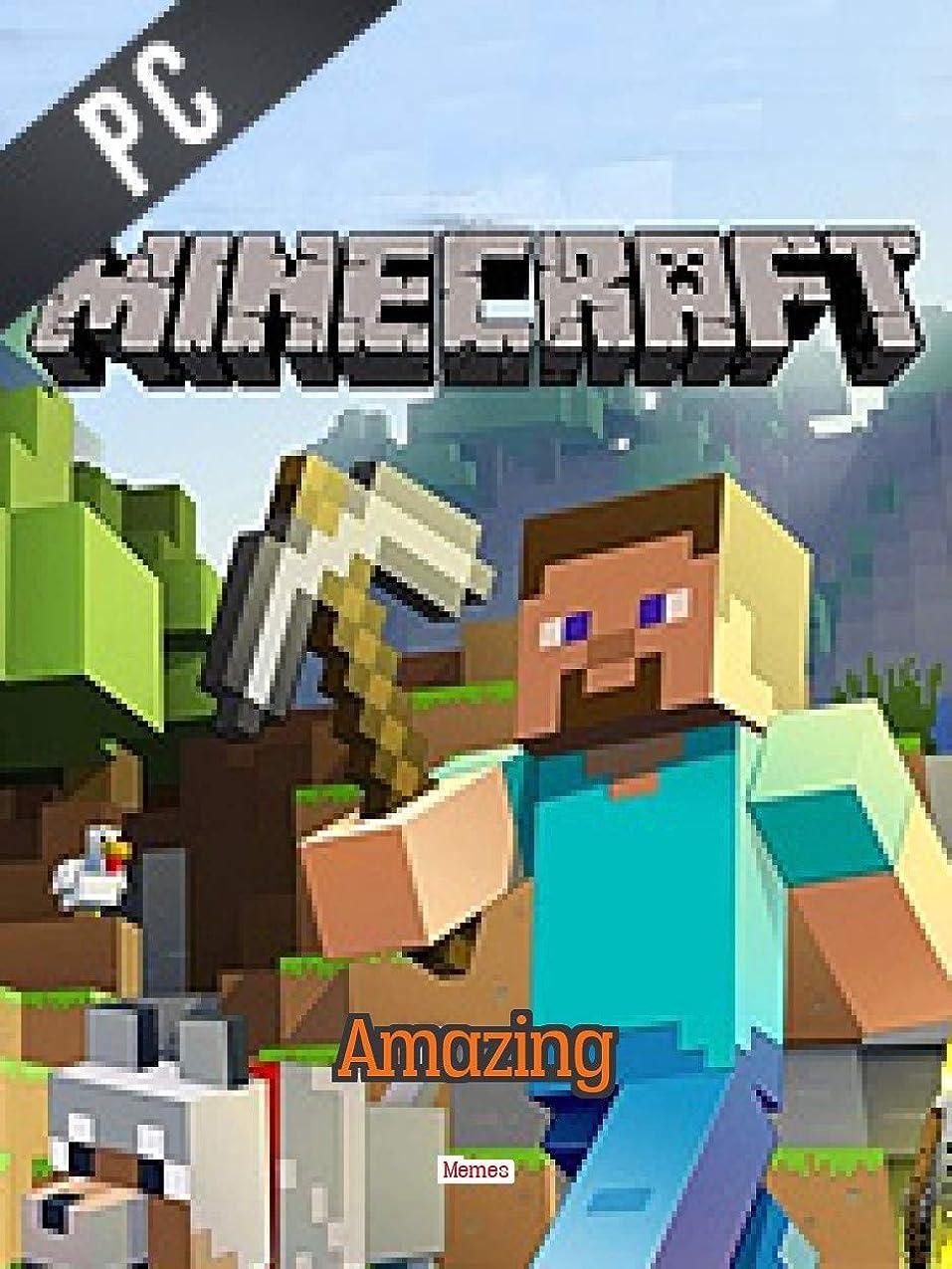 噴水ペレグリネーション参照The Funny Minecraft Great memes (English Edition)