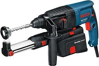 Bosch Professional GBH 2-23 REA - Martillo perforador con aspiración ( 2,3 J, Ø máx. hormigón 23 mm, SDS plus, en maletín)