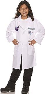 UNDERWRAPS Kid's Children's Rocket Scientist Lab Coat Costume Childrens Costume, Multi, Large