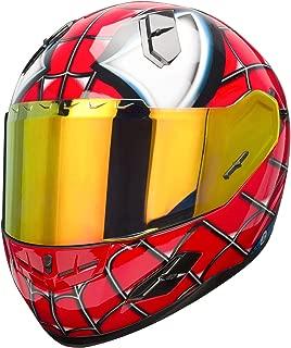 Best custom iron man motorcycle helmet Reviews