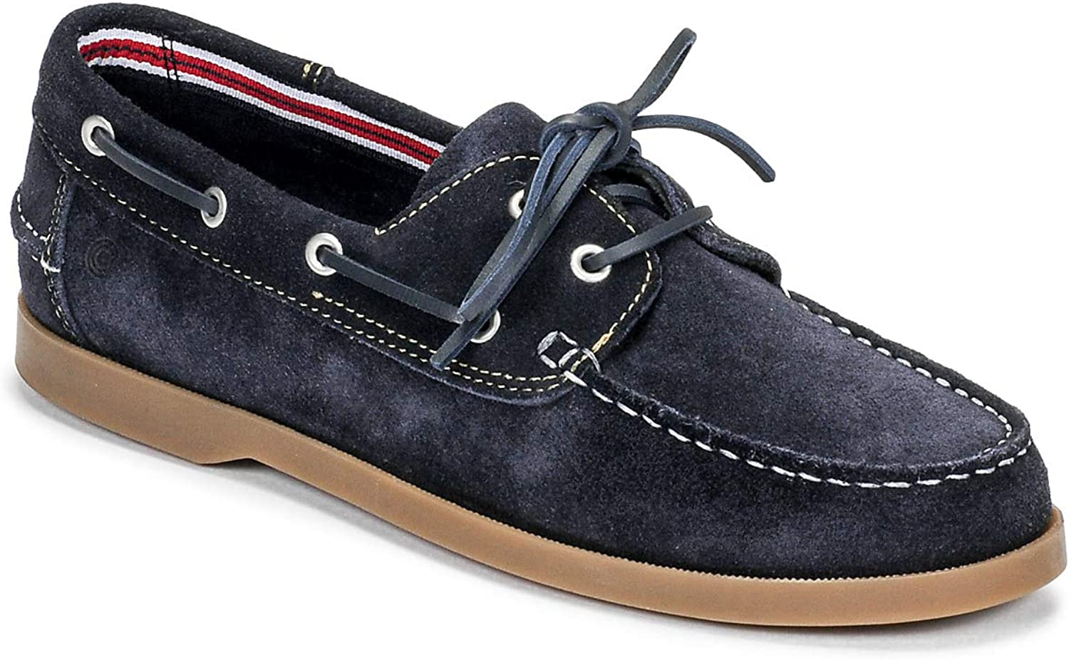 Casual attitude Jalaya Loafers & Boat shoes Men Marine Boat shoes