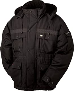 Caterpillar Men's Heavy Insulated Parka (Regular and Big...
