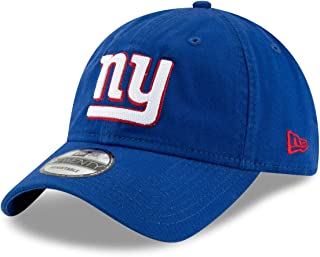 a1d3bca0fa9 New Era New York Giants NFL 9Twenty Logo Stitcher Adjustable Hat