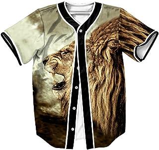 Amazon.es: leones - Camisetas / Camisetas y tops: Ropa
