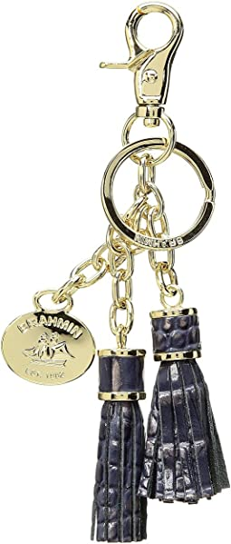 Brahmin - Tassel Key Ring