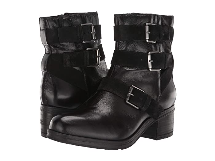 Steampunk Boots & Shoes, Heels & Flats Miz Mooz Skye Black Womens  Boots $209.95 AT vintagedancer.com