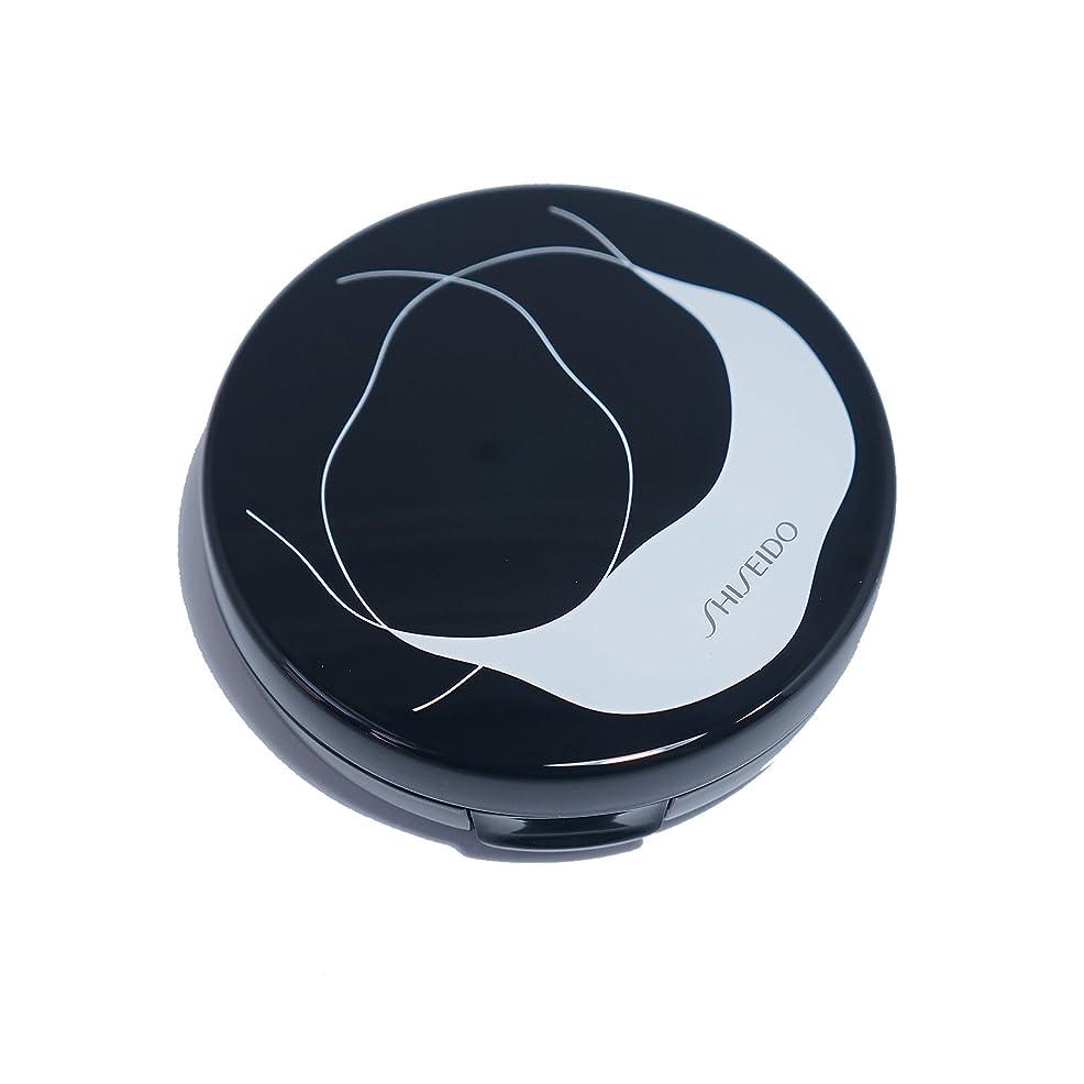 モバイルスカーフフレッシュSHISEIDO 資生堂 シンクロスキン グロー クッションコンパクト オークル10 レフィル&ケースのセット 国内正規品