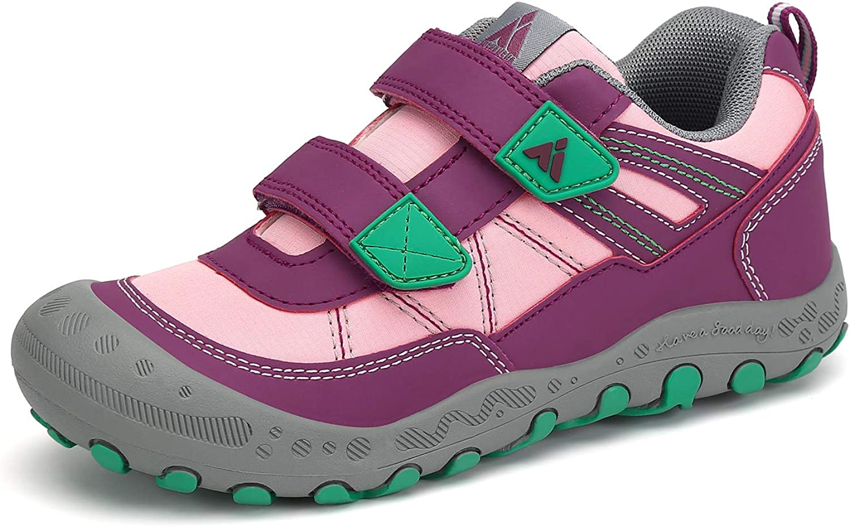Mishansha Max 87% OFF Boys Girls Hiking Shoes Kids Collision Slip Non S Max 50% OFF Anti