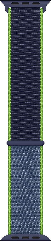 Apple Watch Sport Loop (44mm) - Neon Lime