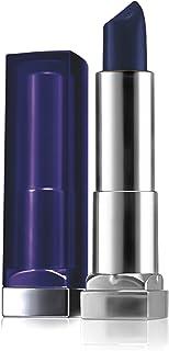 Maybelline New York - Color Sensational Pintalabios Mate Hidratante Tono 892 Midnight Blue