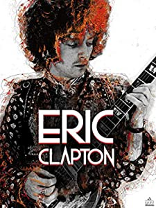 777 Tri-Seven Entertainment Eric Clapton Poster Retro Music Art Print, 18