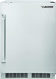 Twin Eagles Outdoor Refrigerator with Lock (TEOR24-F), 24-Inch