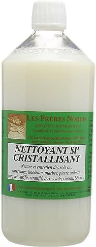 Les Frères Nordin 954500 Nettoyant SP Cristallisant 1l, Multicolore