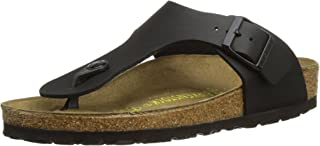 Birkenstock Ramses, Unisex Adults  Moda Ayakkabılar, Gümüş (Silver Silver), 37 EU