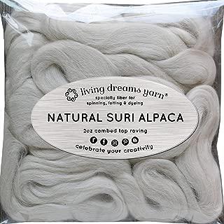 raw alpaca wool