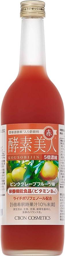 シーボン シーボン酵素美人 赤