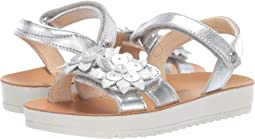 ce0099877d0 Step Up Jump Sandal (Infant Toddler).  50.00. New. Silver