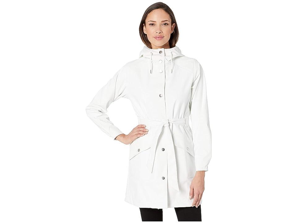 Helly Hansen Kirkwall II Raincoat (Off-White) Women