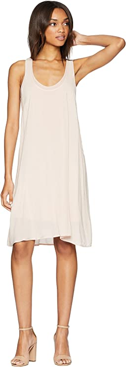 Rayon Voile Double Layer Dress