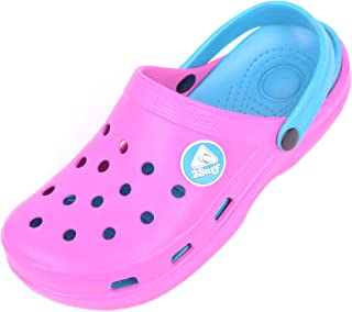 ABSOLUTE FOOTWEAR Womens Summer/Holiday/Beach/Pool/Garden Clogs/Sandals/Shoes