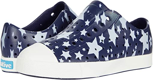 Regatta Blue/Shell White/Multi Stars