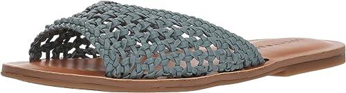 Lucky Brand Femmes Slide Chaussures Couleur Bleu Infinity Taille 39 EU   8 Us
