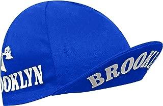 Brooklyn New York City Cycling Cap - Blue