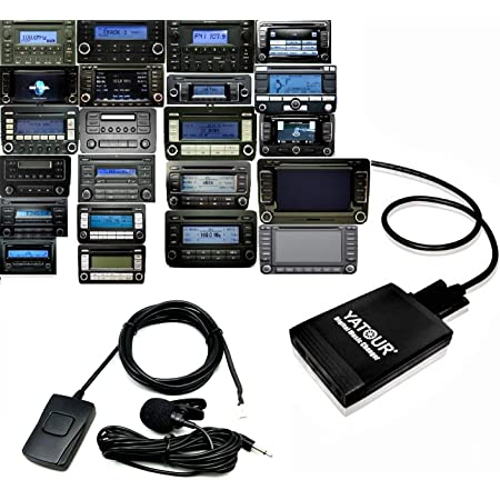 Yatour Yt M06 Bek Bt Digitaler Musikadapter Usb Sd Aux Elektronik
