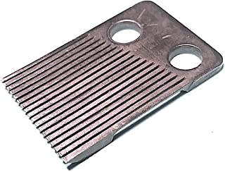 Odyssey Online 18 Note Comb - - Replacement Comb for Music Box Movement - - Now You Can Fix That Music Box - - with Mounting Screws - - 18 Steel Tines - Fits Sankyo and Many Other Quality Brands