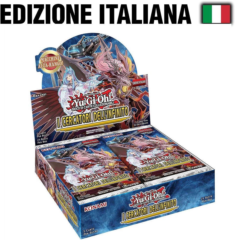 I Cercatori Dell'Infinito - Box 24 Buste - Italiano