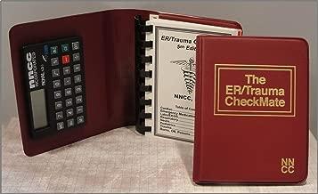 ER/Trauma CheckMate Emergency Pocket Reference