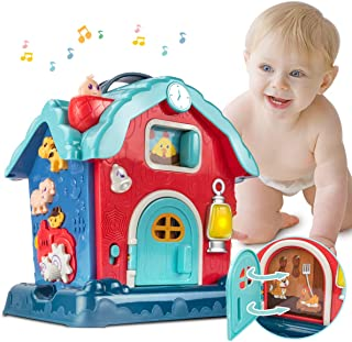 UNIH Baby Musical Toy for Toddlers 12M 18M, Learning Sensory Toy Musical Toy for Infants Toddlers Kids 1 2 Year Old