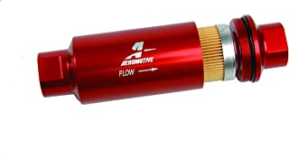 Aeromotive 12301 In-Line Filter (10-Micron Fabric Element)